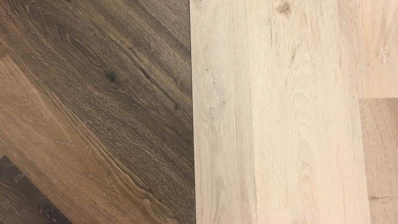 Nieuwe collectie Ambiant PVC-vloeren